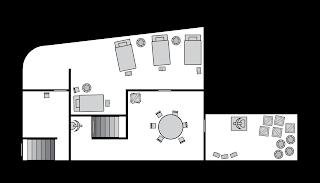 Rosewater Inn - Floor B1 (Secret)