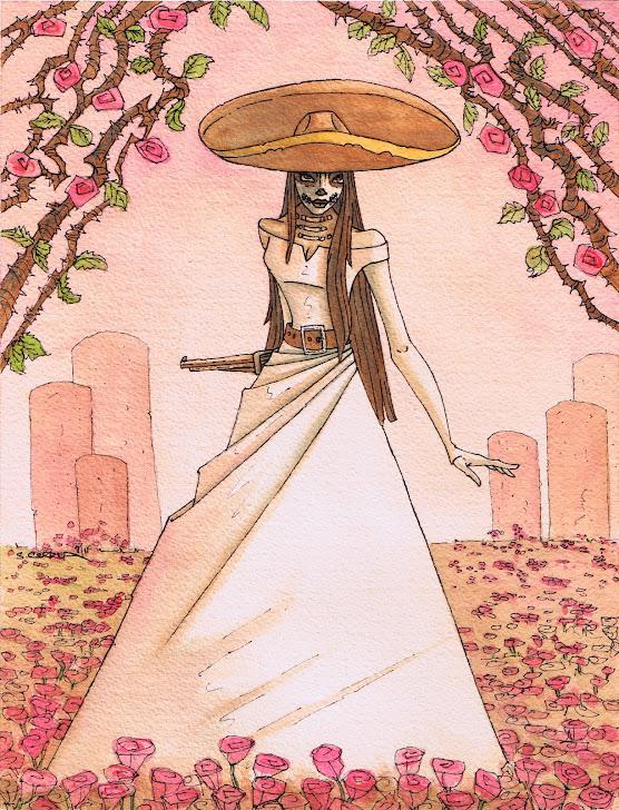 """Roses and Her Gun"""