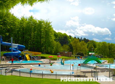 Les piscines de bruxelles for Cash piscine heure d ouverture