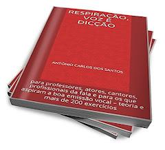 """O livro """"Respiração, voz e dicção"""""""