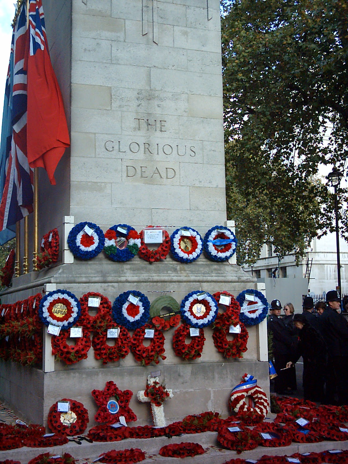 english at padre feijoo remembrance day or poppy day
