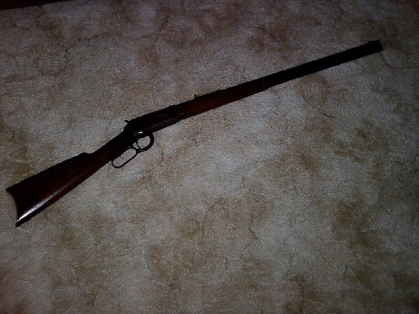.30-30 1892 Winchester Sporting Rifle ~