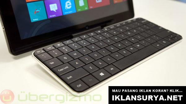 Mouse dan Keyboard Tablet Microsoft Surface