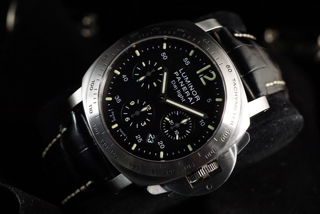 нескольким правилам: luminor panerai daylight watch price in india вода