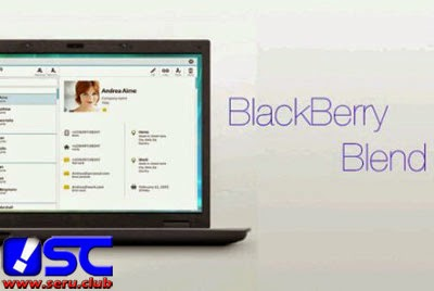 BlackBerry Blend, Rasakan Sensasi Chat Via PC
