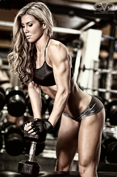 Arms Fitness Motivation Inspiration
