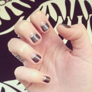 Noktivo Spa Manicure | all dressed up with nothing to drink...