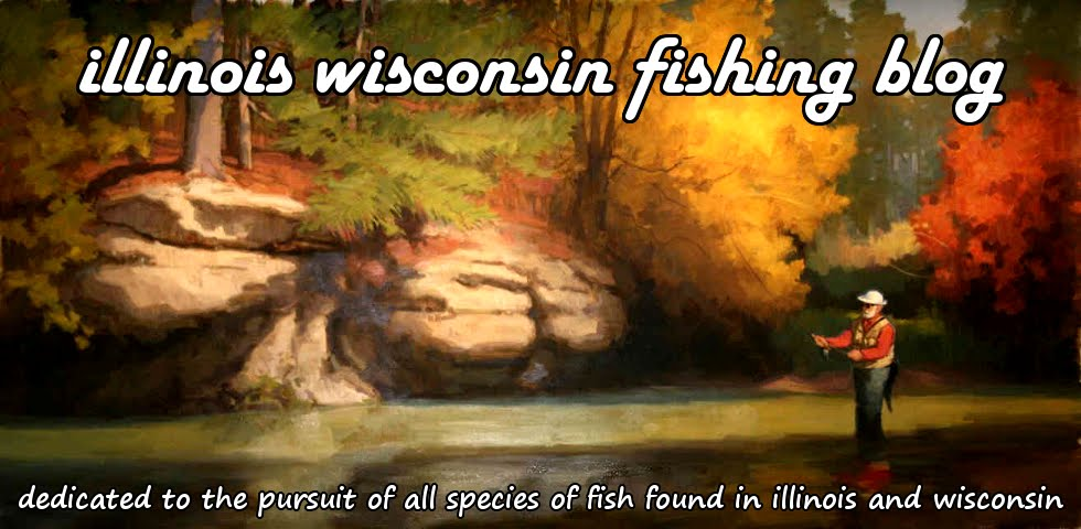 Illinois Wisconsin Fishing