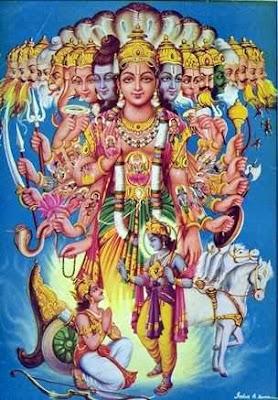 Sangushta Nasana Vishnu Stotram Lyrics