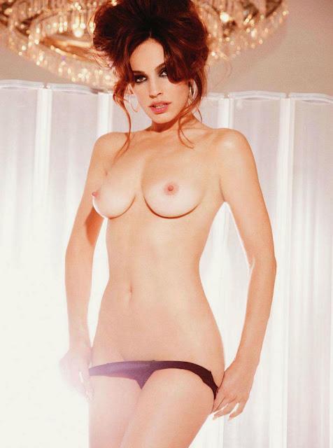 Kelly Brook-Playboy Magazine