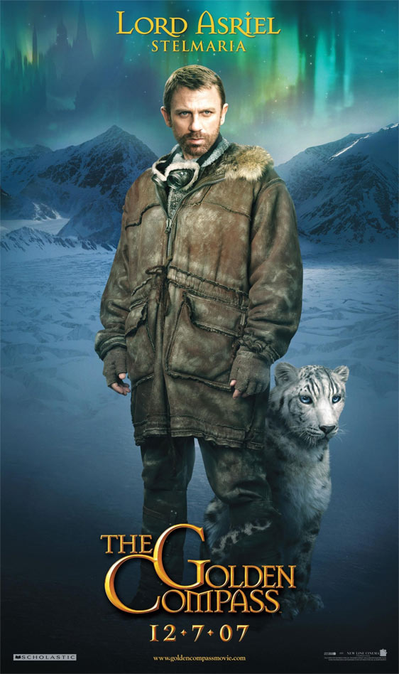 celebrities movies and games the golden compass movie