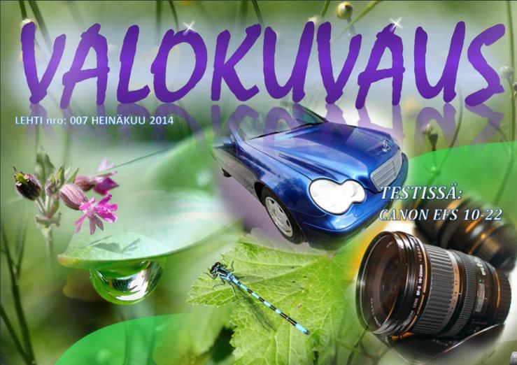 VALOKUVAUS-LEHTI 2014/07