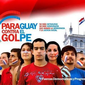 REPUDIO AL GOLPE DE ESTADO EN PARAGUAY