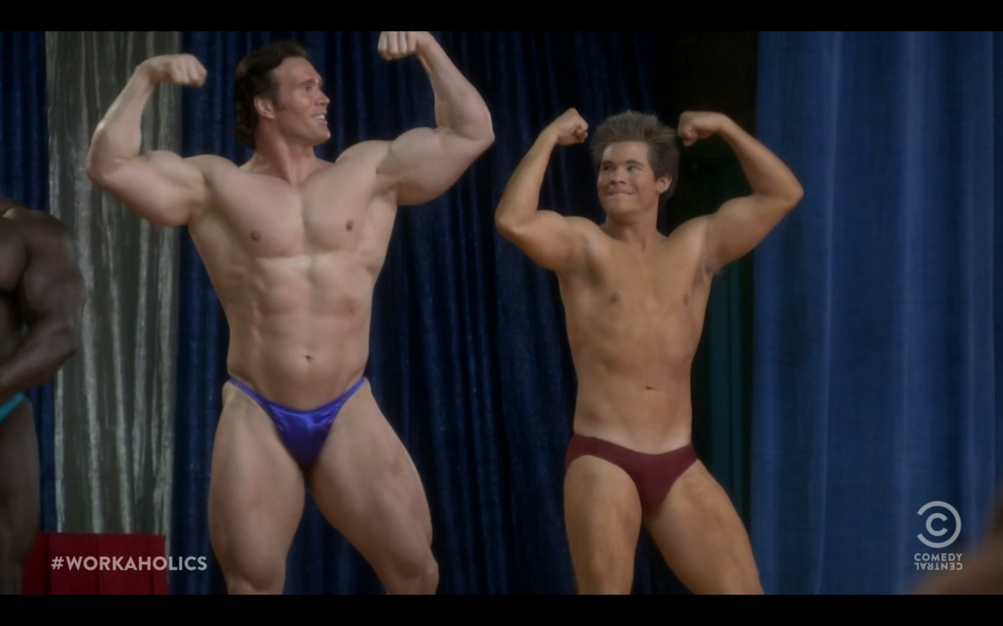 Adam devine naked in 039game over man039 6