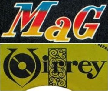 """Mag and """"El Virrey"""" logos"""