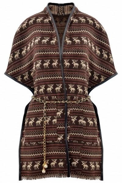 oasap cape coat