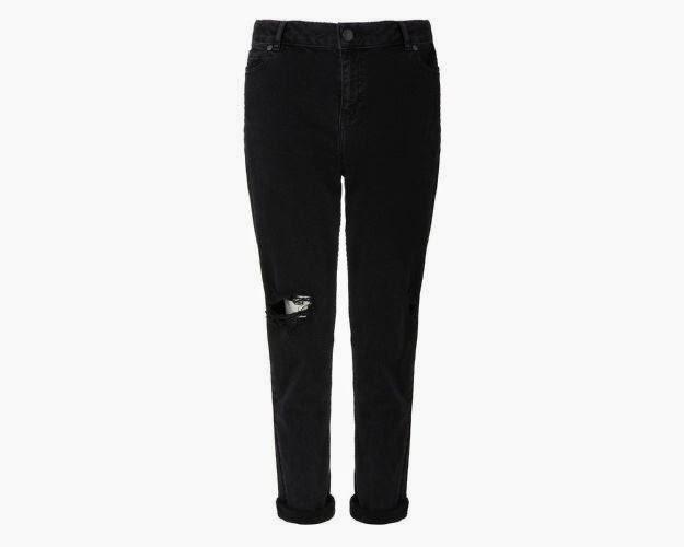 whistles black jeans