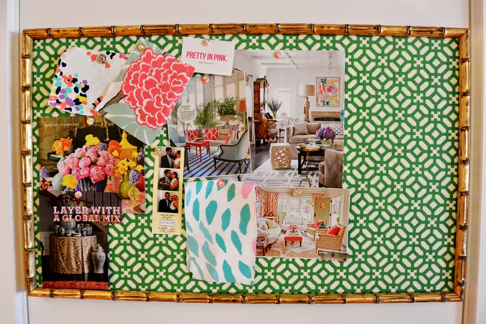 Life With A Dash Of Whimsy Diy Bulletin Board