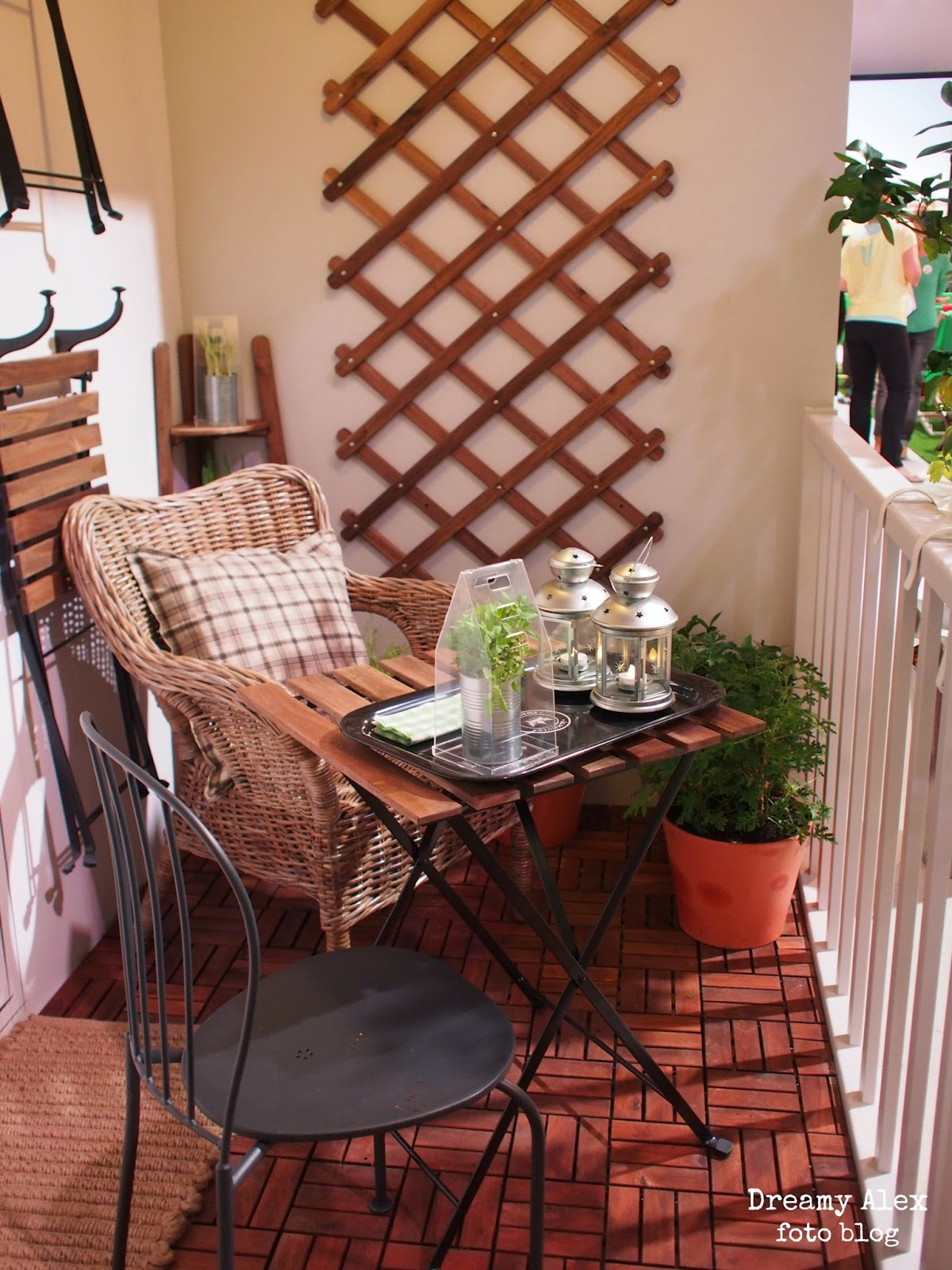 balkon magiczny i praktyczny warsztaty ikea. Black Bedroom Furniture Sets. Home Design Ideas