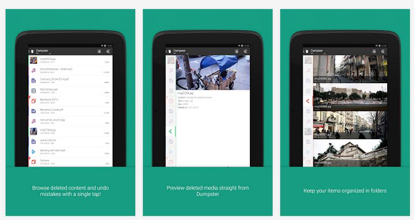 app per recuperare foto android