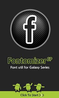 માટે Galaxy એસપી v0.4 ફોન્ટ