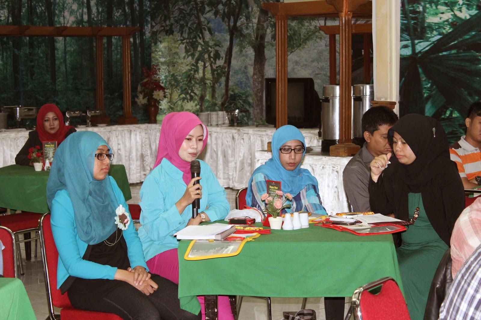 Pelatihan Teknik Komunikasi Bank BJB Syariah