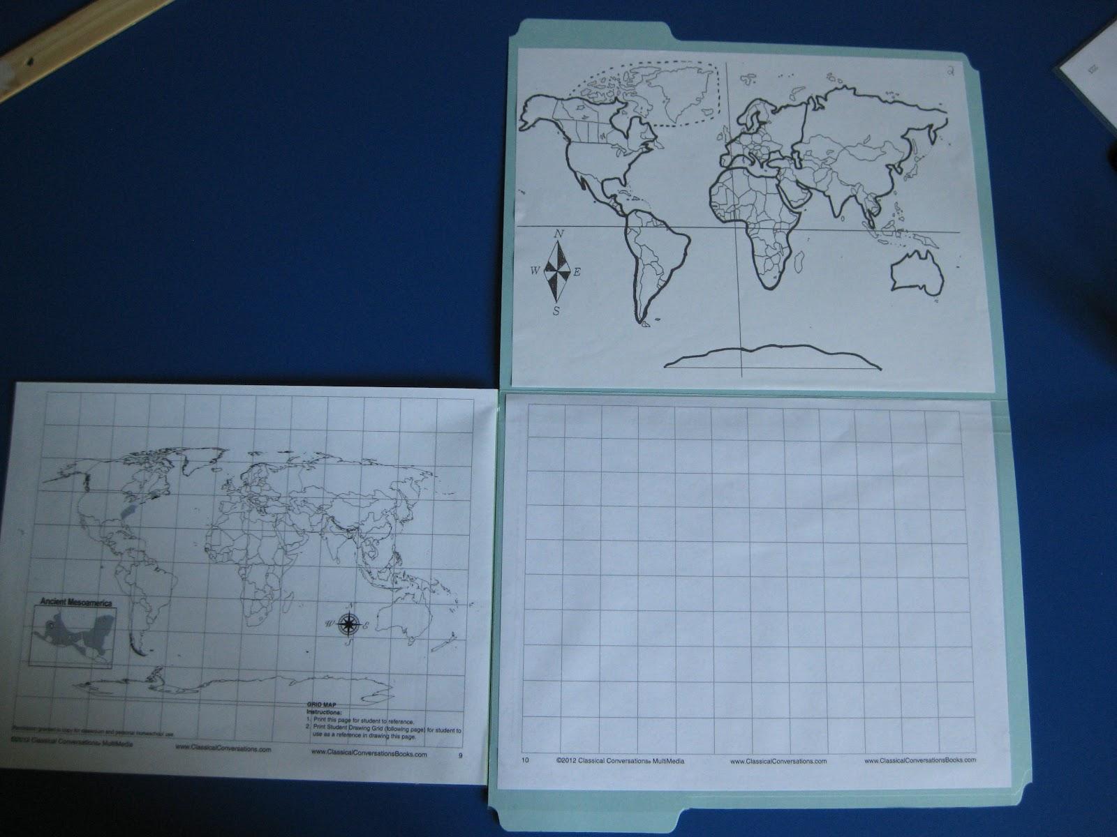 graph paper maps graph paper maps