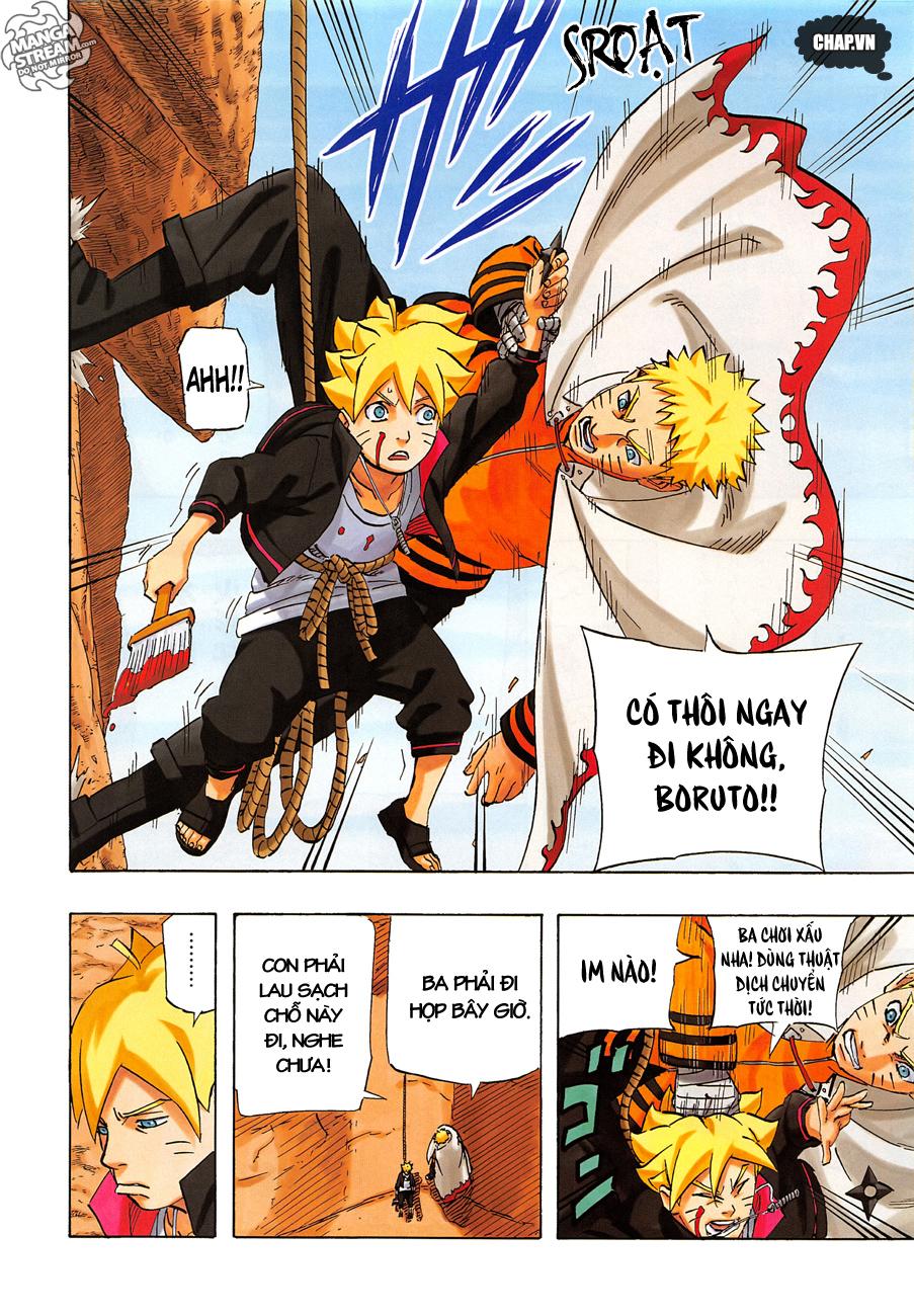 Naruto chap 700 – Chap cuối Trang 14