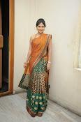 Madhumitha sizzling pics in saree-thumbnail-2