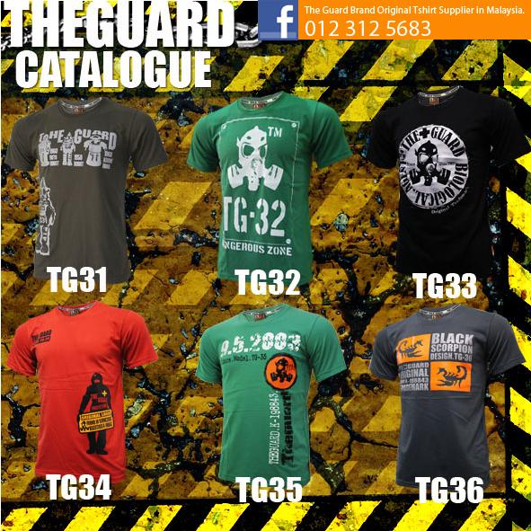 The Guard Original Tshirt Supplier In Malaysia The Guard