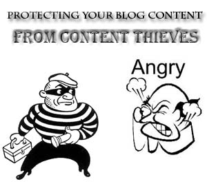 protect blog avoid plagiarism