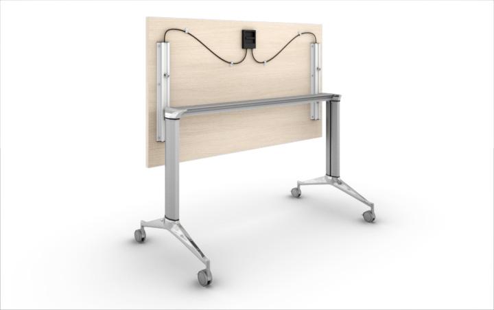 Oficina total mobiliario polivalente for Mesas de oficina barcelona