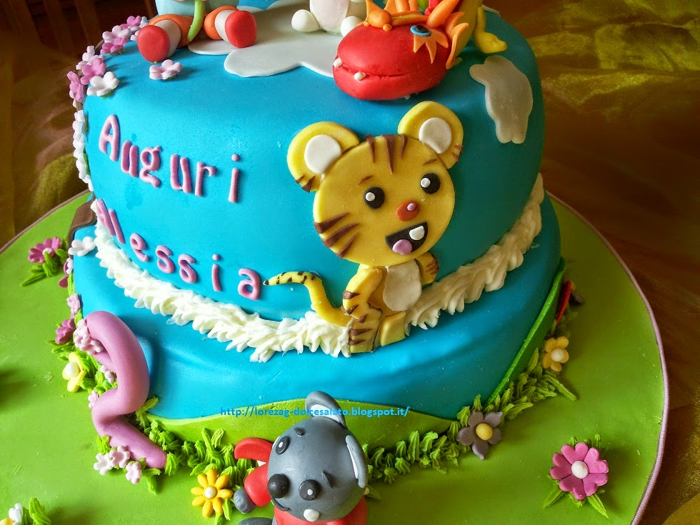 Le torte di lorena e non solo cartoni animati
