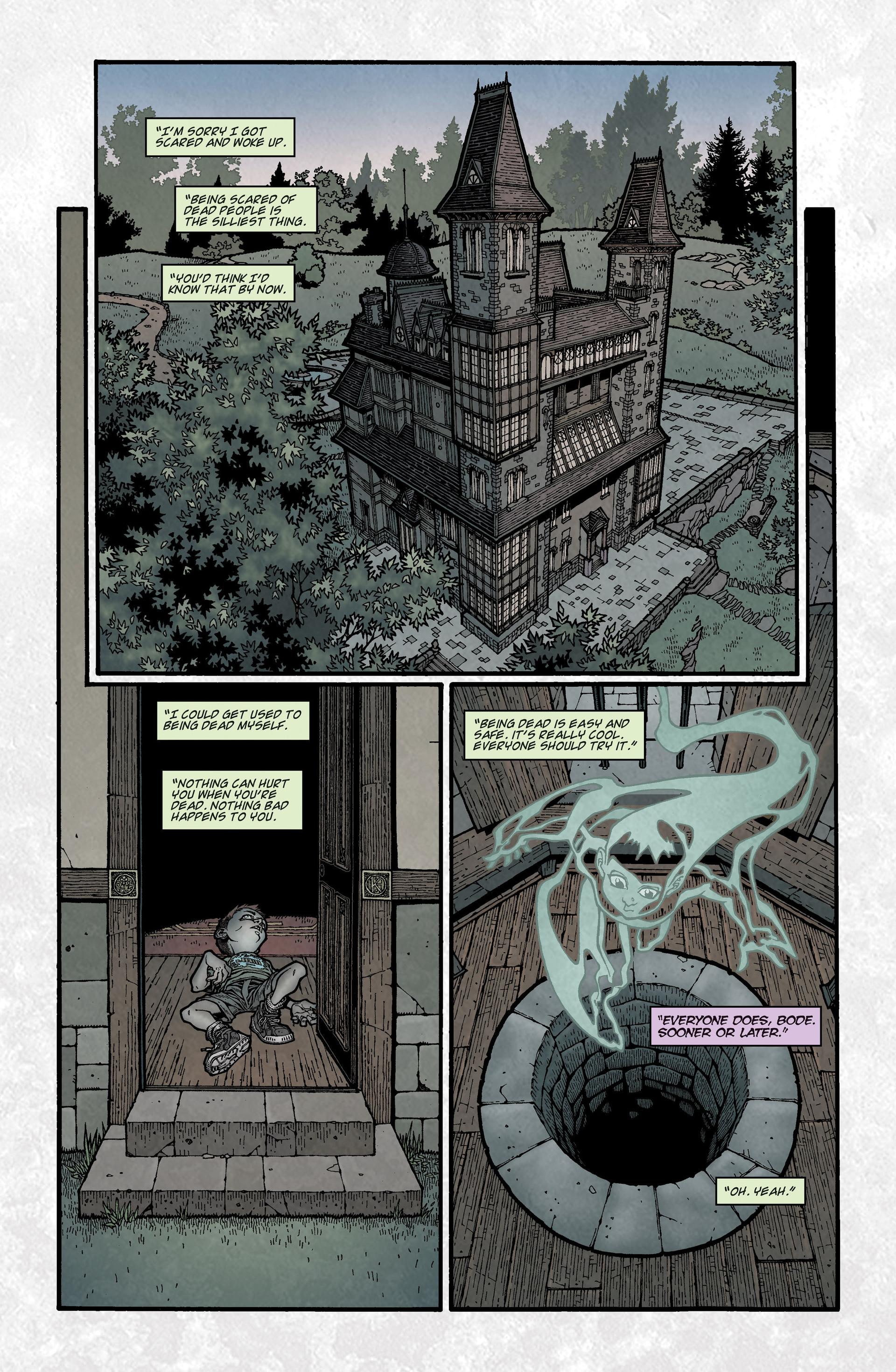 Locke & Key (2008) Issue #2 #2 - English 19