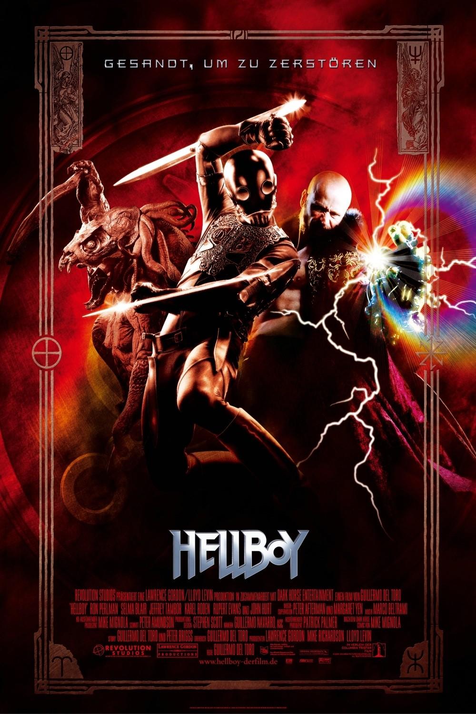 PERRA MUERTE: HELLBOY Milla Jovovich Hellboy