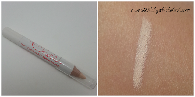 September 2013 Ipsy Bag - Chella Ivory Lace Highlighter