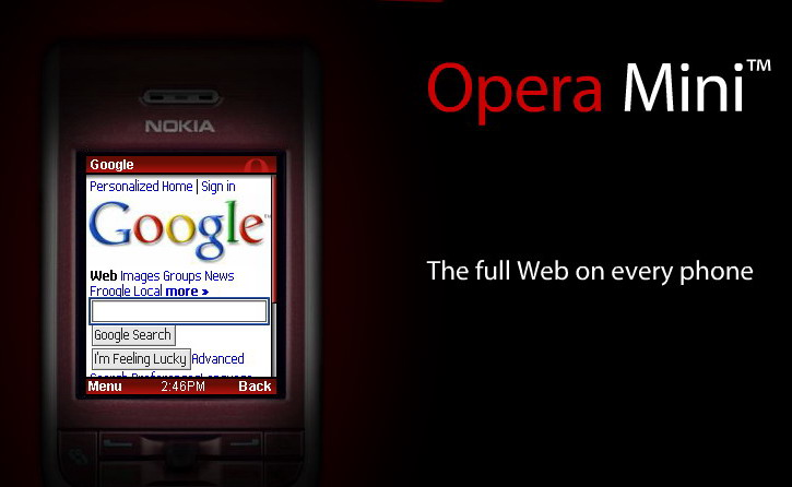 Opera mini download for phone - bd561