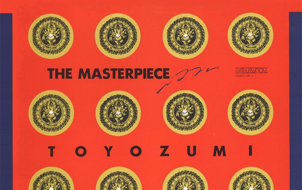 Toyozumi Unit The Masterpiece
