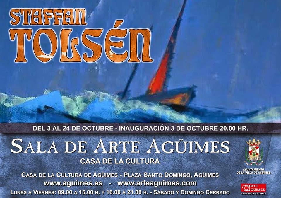 Exposición de Staffan Tolsén