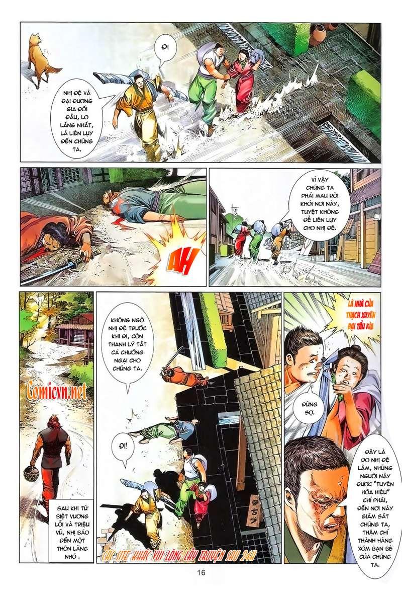 Phong Vân chap 634 Trang 15 - Mangak.info