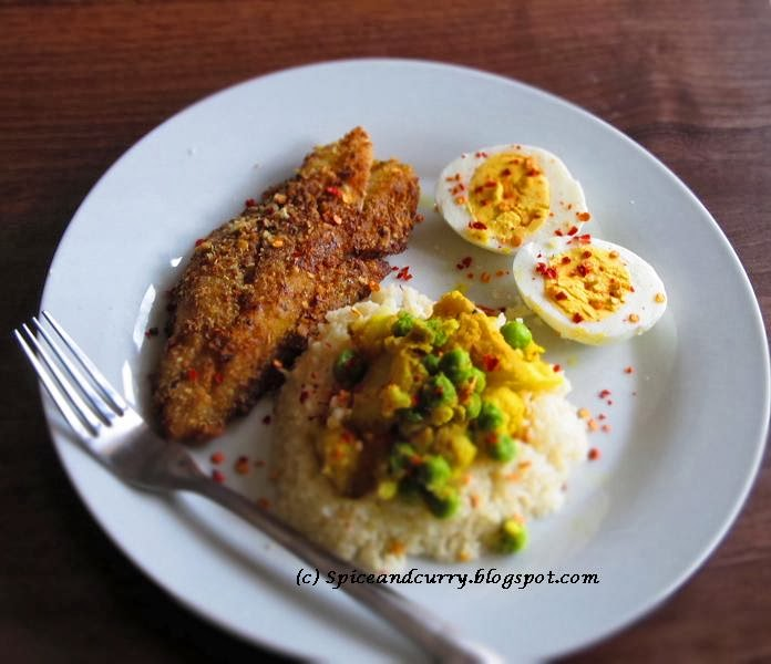 Spice and curry just another fish fry recipe for Bass pro fish fryer