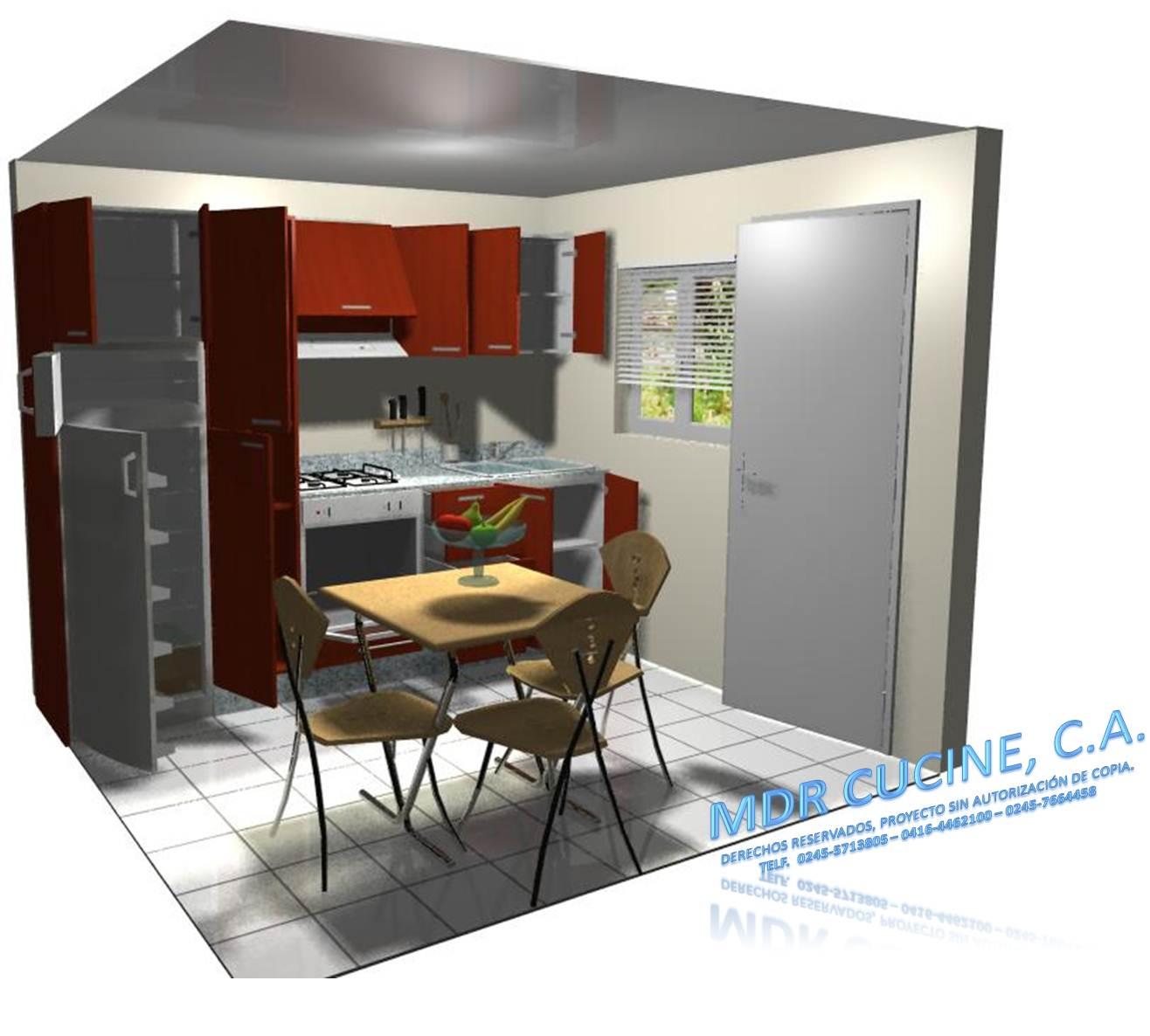 Mdr cucine dise os nuestras cocinas funcionales a precios - Cocinas funcionales ...