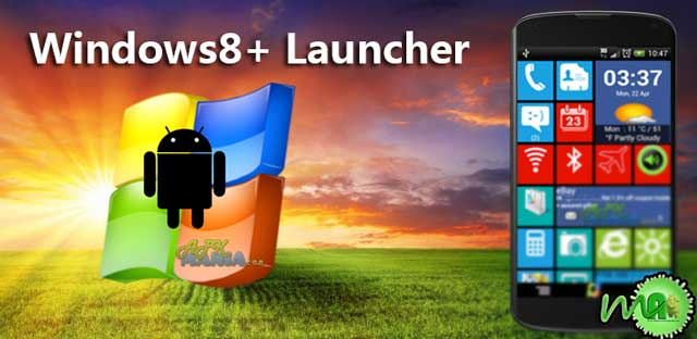 Windows8 / Windows 8 Launcher apk free download