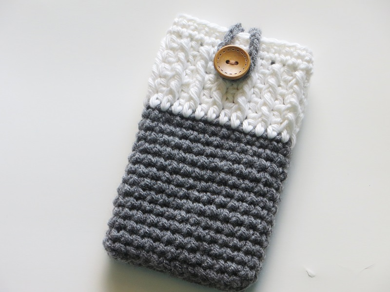 Crochet Dreamz: Mobile Phone Cozy or Case Crochet Pattern ...