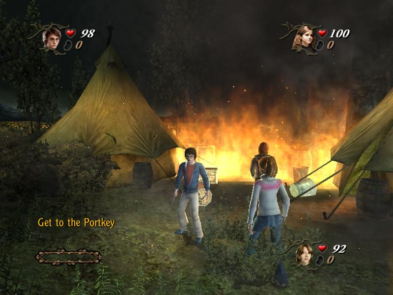 Harry Potter And The Goblet Of Fire Game - Free Download Full ...