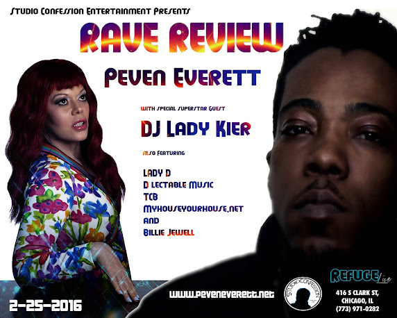 Peven Everett's Rave Review
