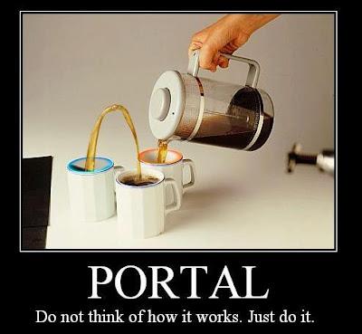 Game portal coffee cups funny game joke