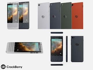 Vienna, Inikah Smartphone Android Kedua Dari BlackBerry?