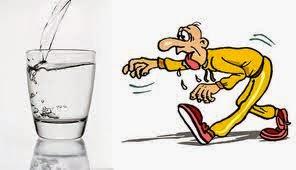 3 Tanda Anda Mengalami Dehidrasi