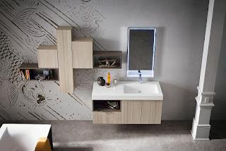 Mobile bagno Compab B201